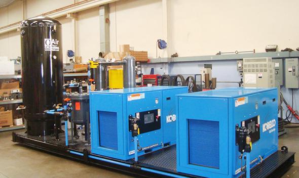 benefits air compressor maintenance program
