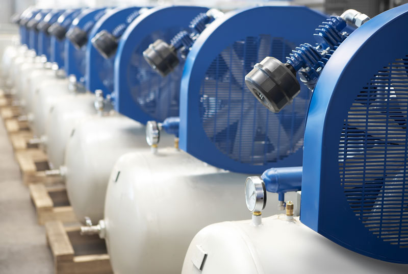 Compressed Air KPI's