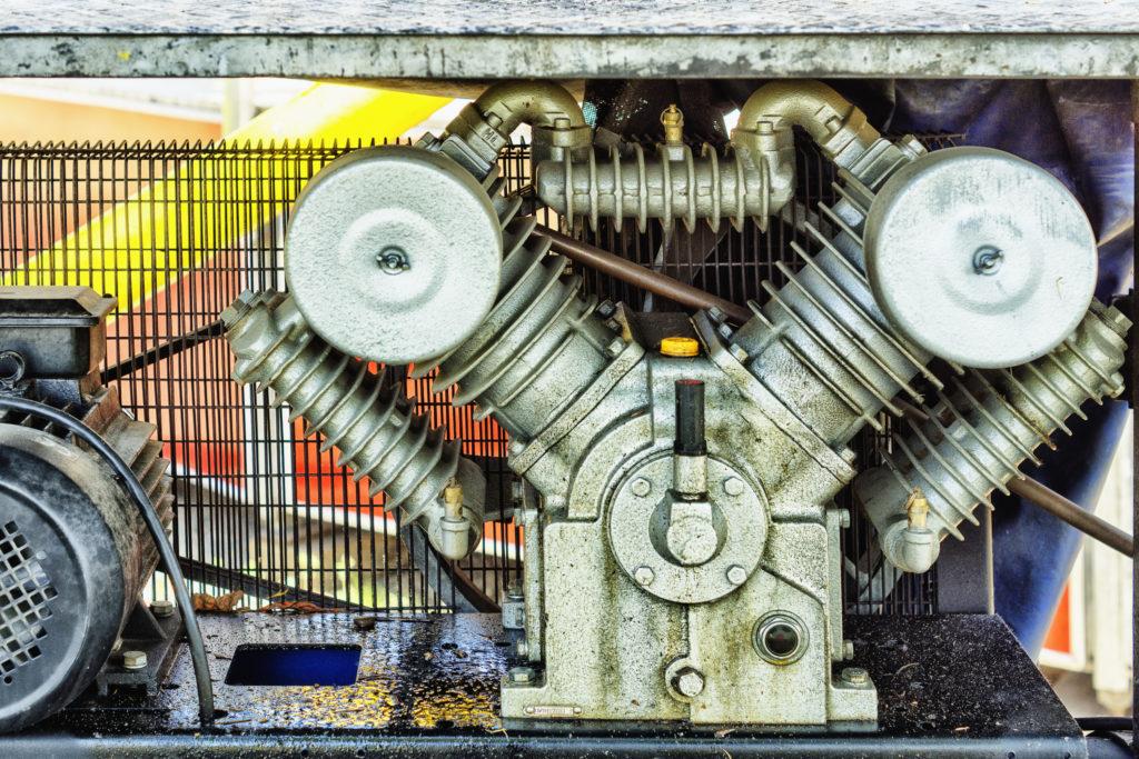 Overhauling an Air Compressor