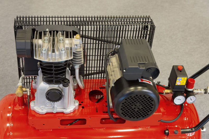 Types of Industrial Air Compressors