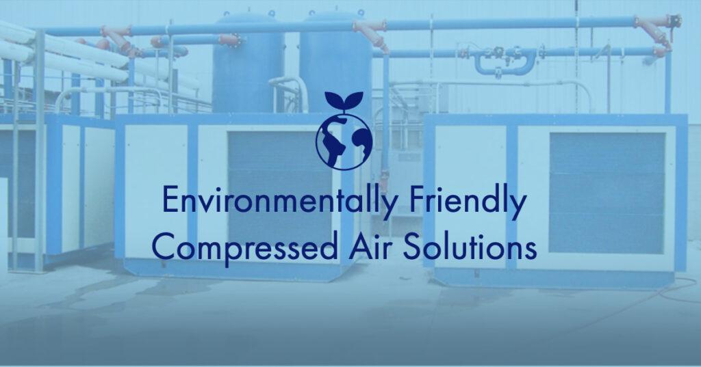 eco-friendly air compressor