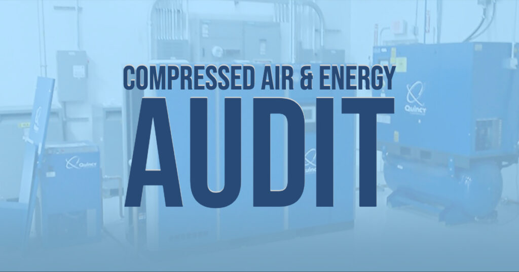 compressed air and energy audit